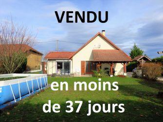 Vente maison Saint Etienne de Saint Geoirs - photo