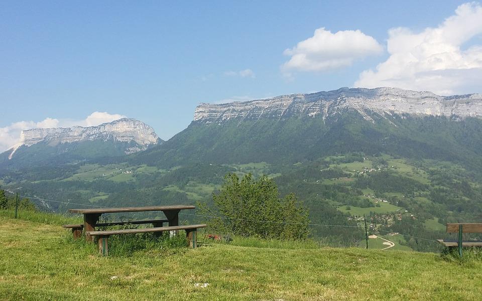 Vivre à St Egrève près de Grenoble